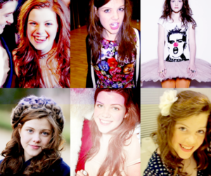 beautiful, georgie henley, and narnia image