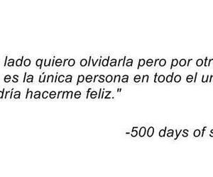 forgot, 500 Days of Summer, and frases image