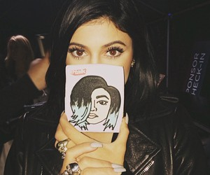 kylie jenner, jenner, and cookie image