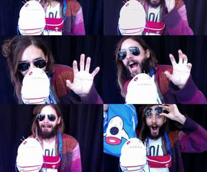 creeps, jared leto funny, and vyrt image