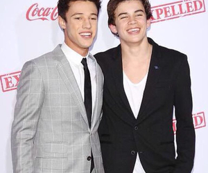 cameron dallas, hayes grier, and expelled image