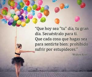autoestima, felicidad, and buen dia image