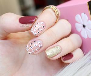 fashion, nails, and femenine image