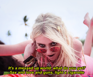 the pretty reckless and messed up world image