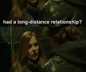 ldr, chloe moretz, and if i stay image