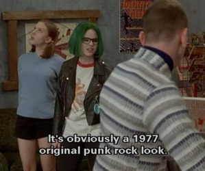 ghost world and grunge image
