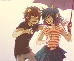 homestuck, karkat, and karkat vantas image