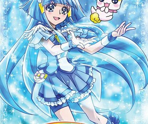candy, mahou shoujo, and smile pretty cure! image