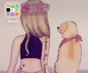 girly, icons, and iphone image