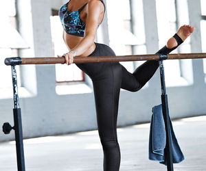 exercise, fashion, and fitness image