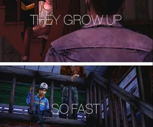 clementine, game, and grow up image