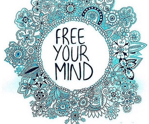quote, free, and mind image