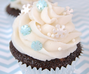 butter, cupcakes, and vanilla image