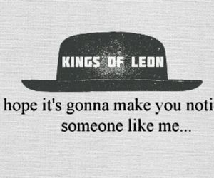 hope, kings, and leon image