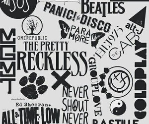 all time low, blink 182, and ed sheer an image