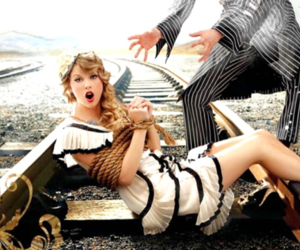 feliz, Taylor Swift, and mean image