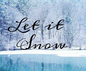 christmas, frozen, and snow image