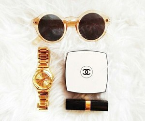 chanel, like, and cute image