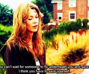 grey's anatomy, quote, and meredith image