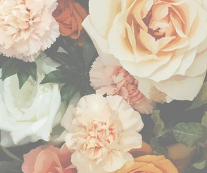flowers and preeetttyyy. image