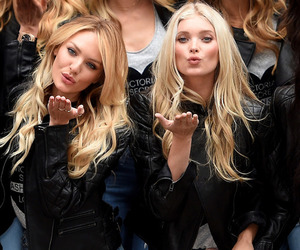 Victoria's Secret, candice swanepoel, and model image