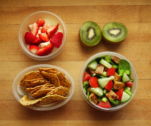 breakfast, fit, and comida image