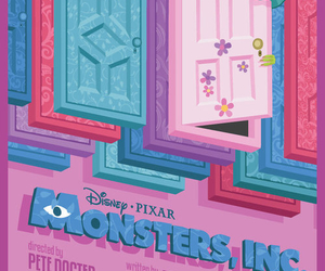 disney and monsters inc image