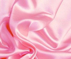 pink, wallpaper, and silk image