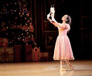 ballet, christmas, and nussknacker image
