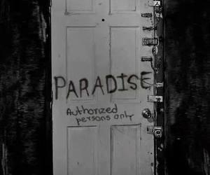 paradise door image