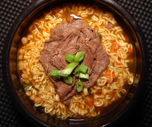 beef, delicious, and food image