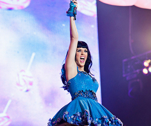 katy perry, blue, and rock in rio image