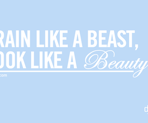 beauty, disney, and fitness image