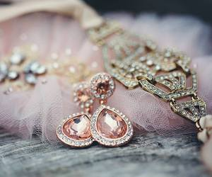 accessories, gold, and cute image