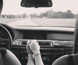 bmw, couple, and lovers image