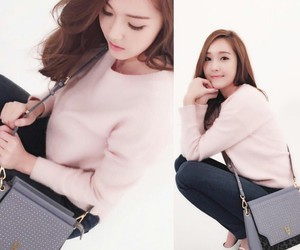 snsd, jessica jung, and girls' generation image