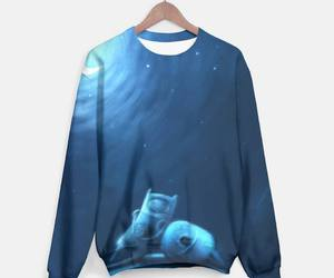 crazy, diy, and sweater image