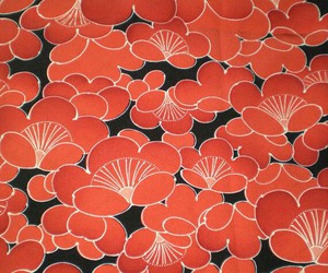 fabric, japan, and vintage image