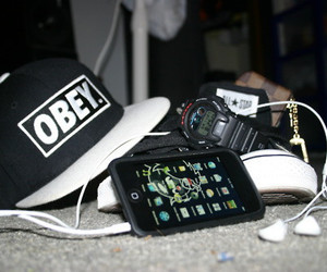 obey, converse, and swag image