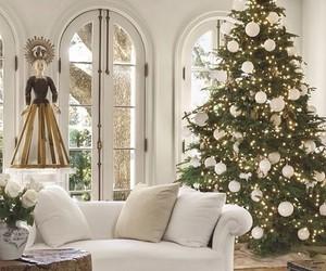 casa, christmas, and decor image