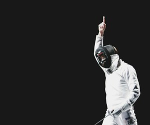 amazing, fencing, and kpop image
