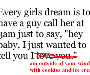 love, Dream, and Cookies image