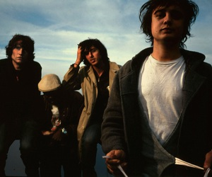 carl barat, gary powell, and indie image