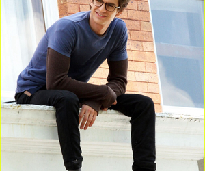 andrew garfield, andrew, and the amazing spiderman image