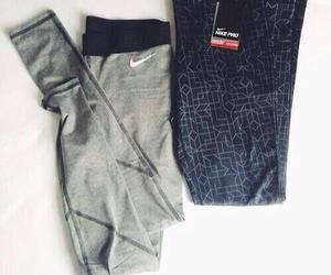 nike, fitness, and leggings image