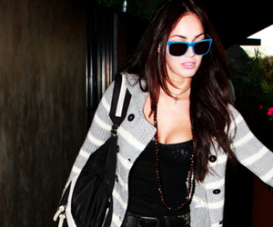 megan fox, fashion, and Hot image