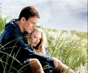 love, dear john, and couple image