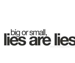big, lies, and small image