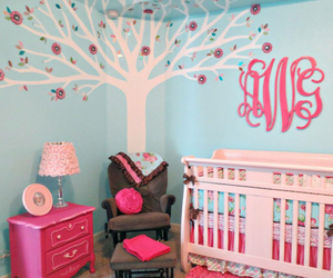 room, baby, and design image