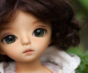 pretty and doll image